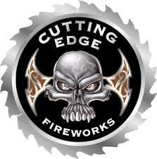 Cutting Edge Fireworks logo