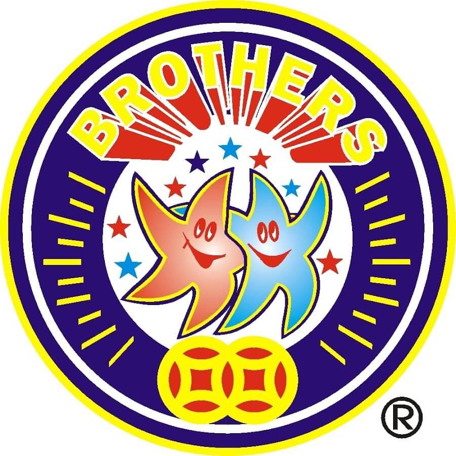 Brothers Pyrotechnics Logo