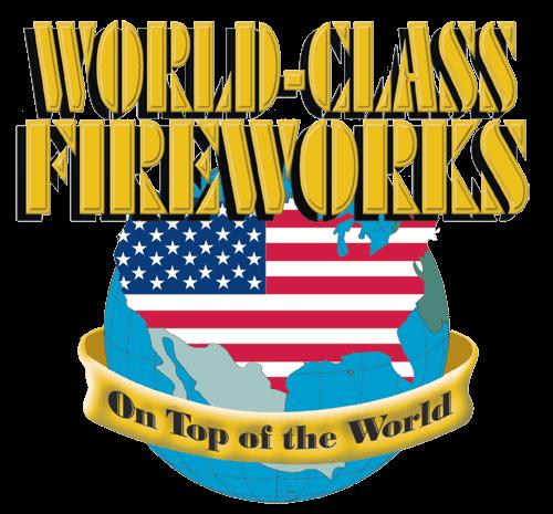 World-Class Fireworks Logo