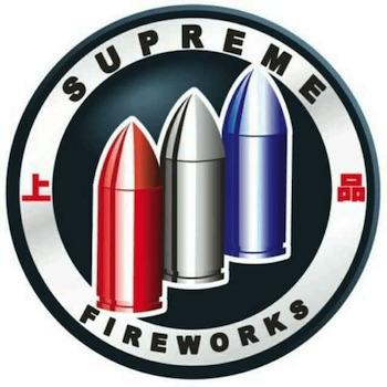 Supreme Fireworks Logo