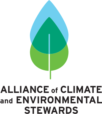 Alliance of Climate and Environmental Stewards Logo
