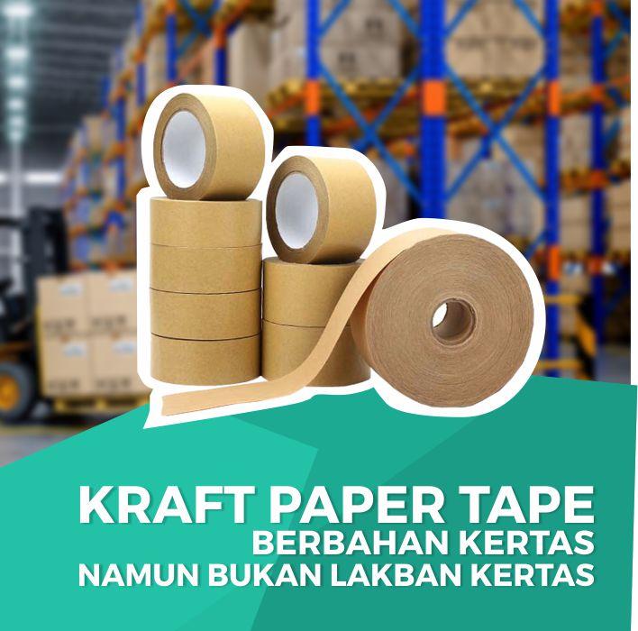 Kraft Tape - Gum Tape