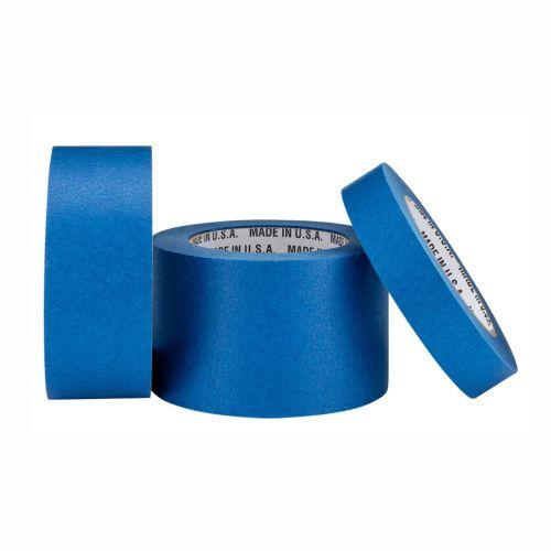 Masking tape biru