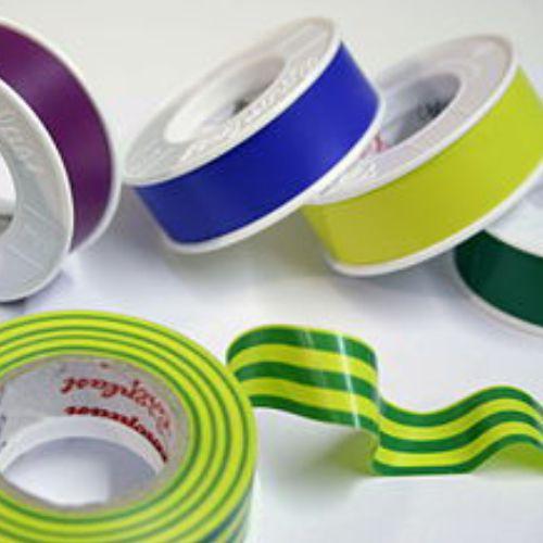 warna warni electrical tape