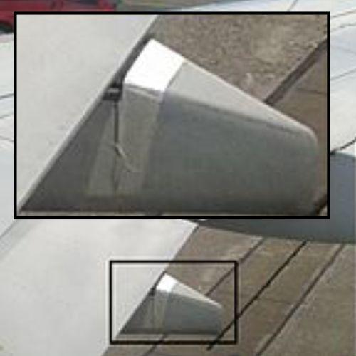 Metal Duct Tape - Isolasi Aluminium pada perbaikan pesawat terbang