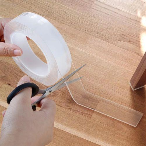 Nano tape bisa mudah dipotong