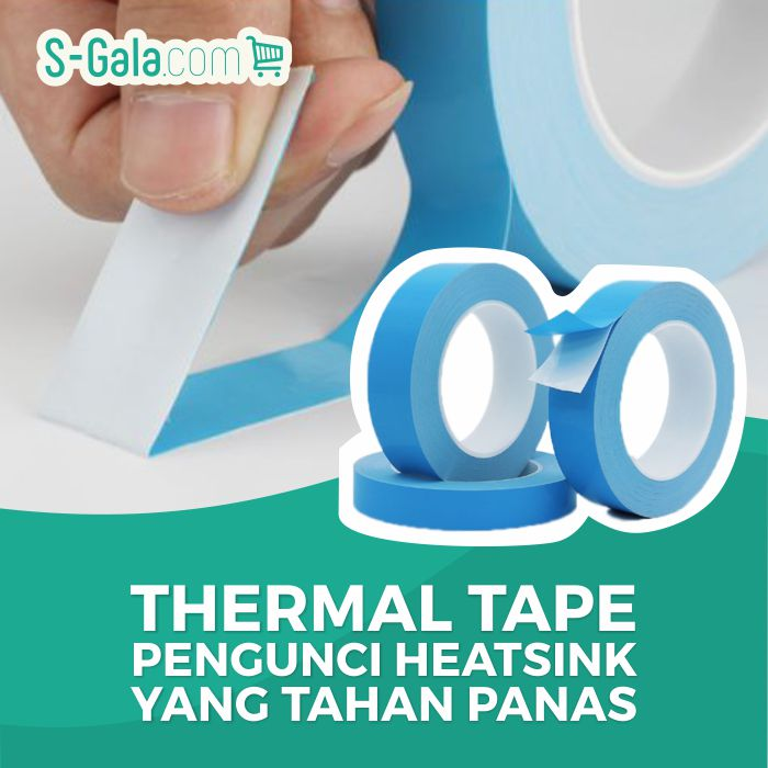 Thermal Tape/Lakban Anti Panas