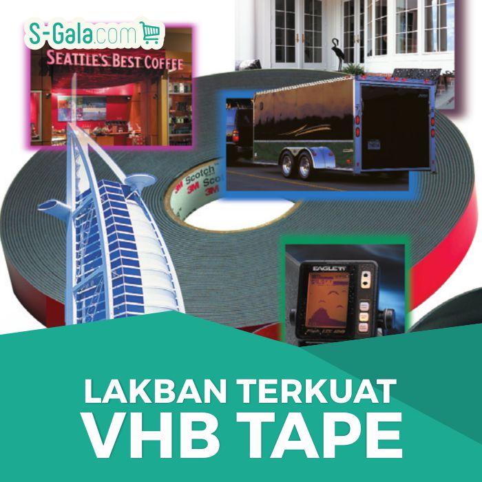 Double Tape Terkuat VHB Tape