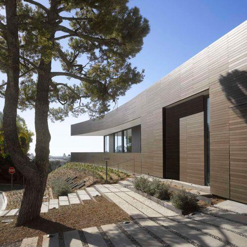 House exterior full menggunakan vhb tape
