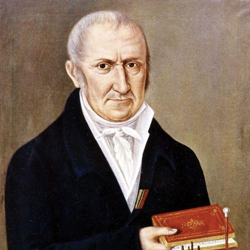 Alessandro Volta penemu Volt