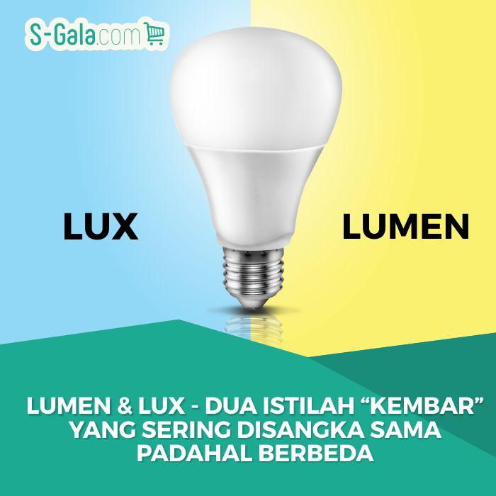 Lux & Lumen