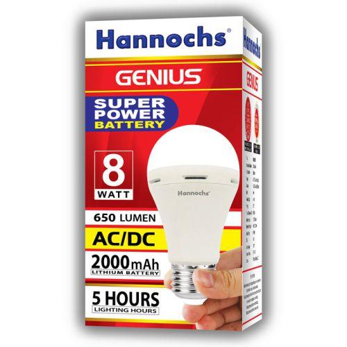 Lampu Emergency Hannochs 8W