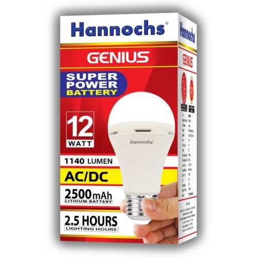 Lampu Emergency Hannochs 12W