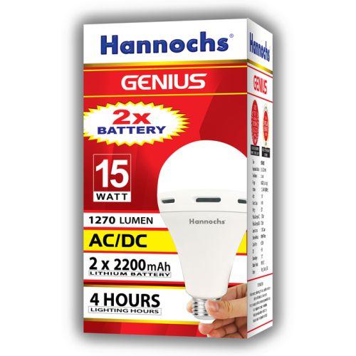 Lampu Emergency Hannochs 15W