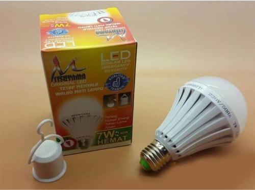 lampu emergency mitsuyama MS-E0507 7W