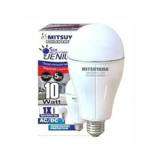 lampu emergency mitsuyama MS-E3910 10W