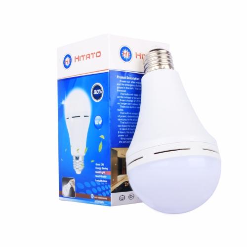Lampu Emergency Hitato menggunakan baterai li-ion 18650