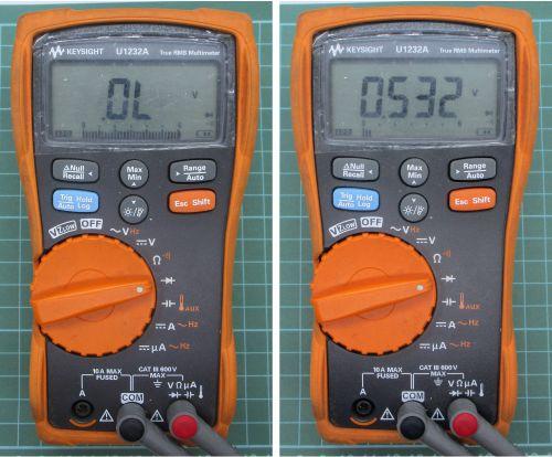 Cara mengukur diode