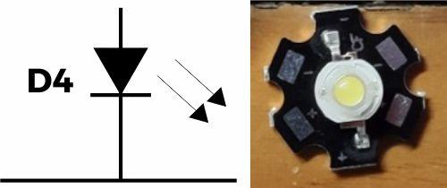 LED sebagai dioda