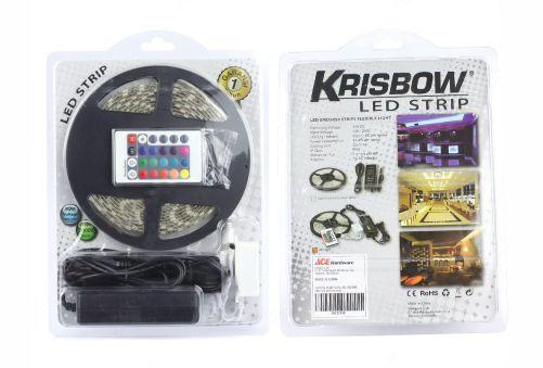 LED Strip Krisbow 14.4W