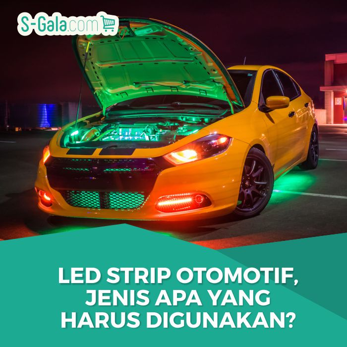 LED Strip Otomotif