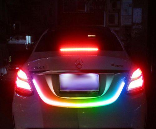 neon flex untuk variasi bagasi mobil