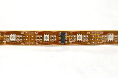 LED Strip tipe digital