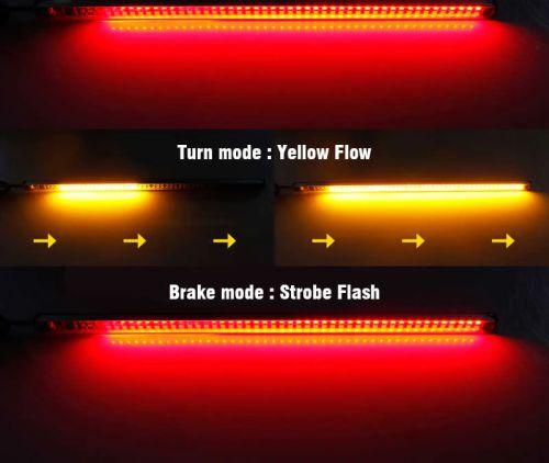 LED strip tipe running