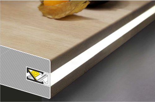 LED Strip Inbouw