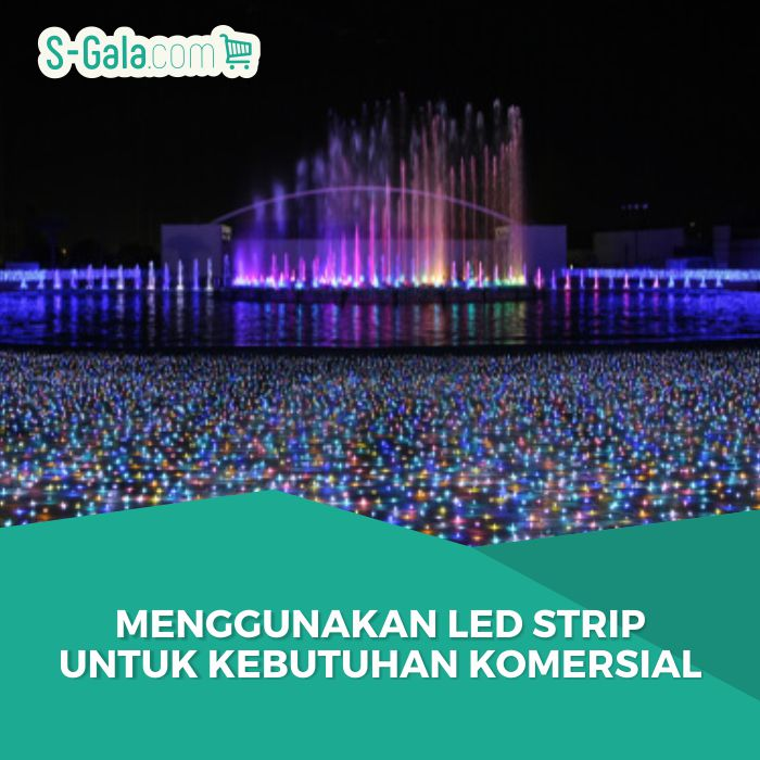 LED Strip Komersial