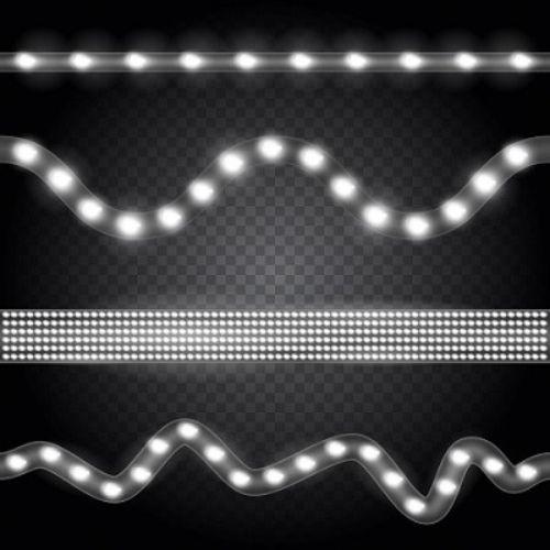 LED Strip komersial memiliki ekstra proteksi tahan air dan tahan debu