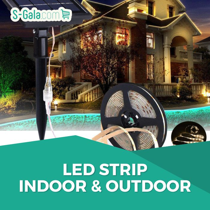 LED Strip Indoor Outdoor