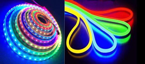 LED Strip VS Neon Flex