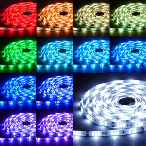 colorful led strip