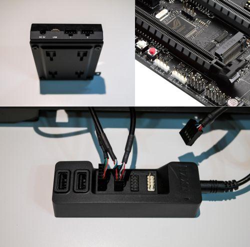 Model controller LED Strip