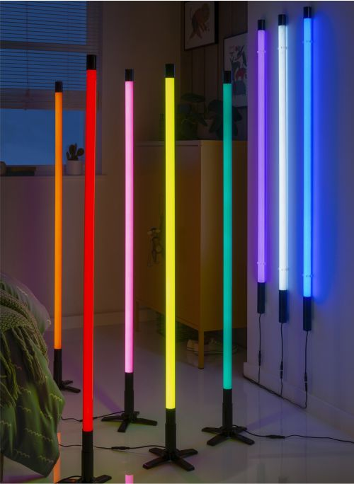LED Tube warna warni