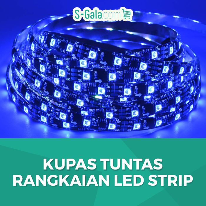Rangkaian LED Strip