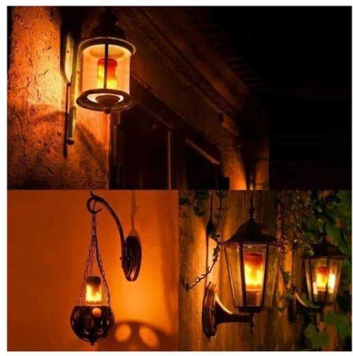 LED bulb butuh rumah lampu untuk penggunaan outdoor