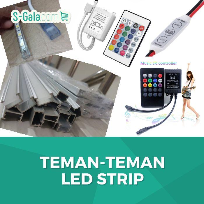 Aksesoris LED Strip