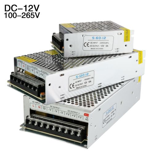Power Supply LED Strip