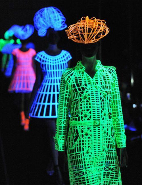 Neon Flex untuk fashion show