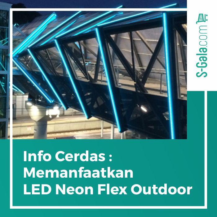 LED Neon Flex Outdoor