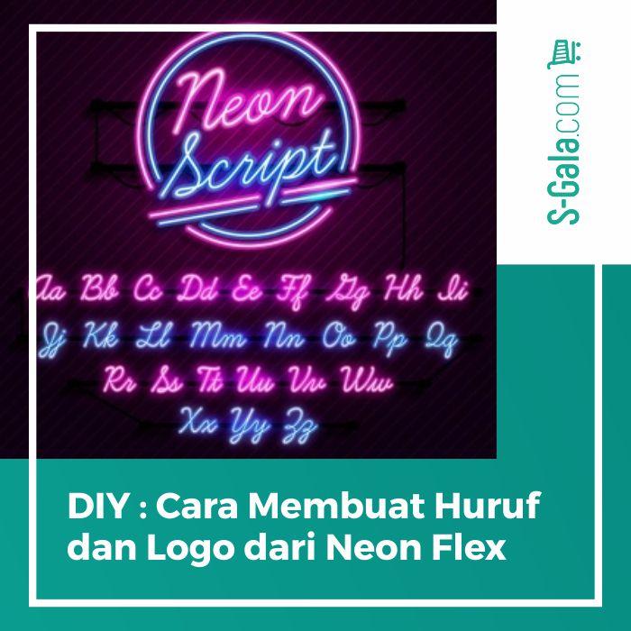 Logo dari Neon Flex