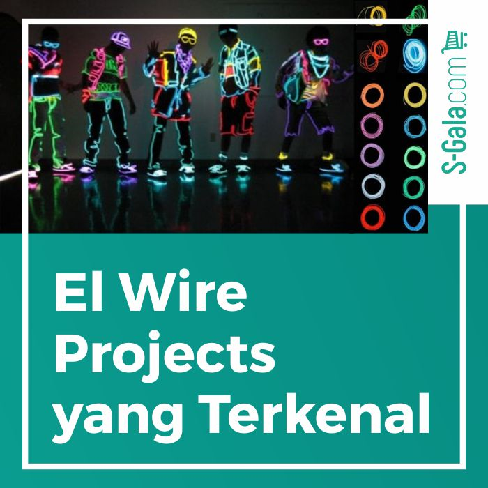 El wire projects