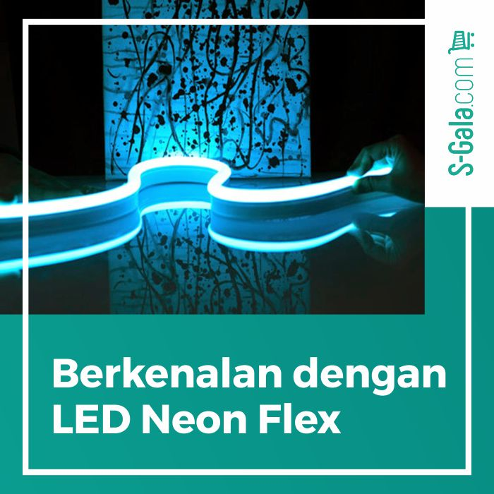 Cover LED Neon Flex