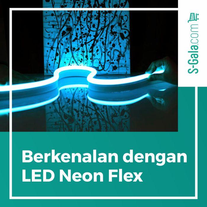 Cover LED Neon Flex