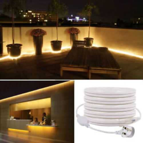LED neonflex aman untuk outdoor dan waterproof