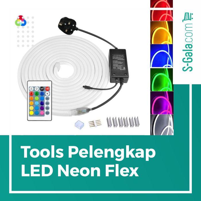 Pelengkap LED Neon Flex