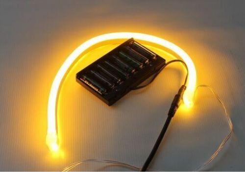 Battery pack untuk led neon flex