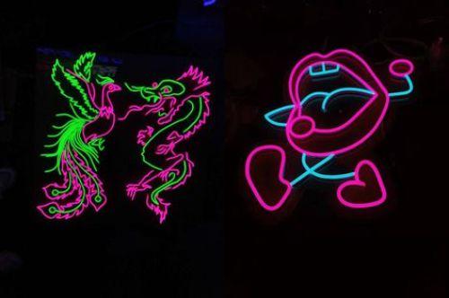 LED neon flex untuk signage